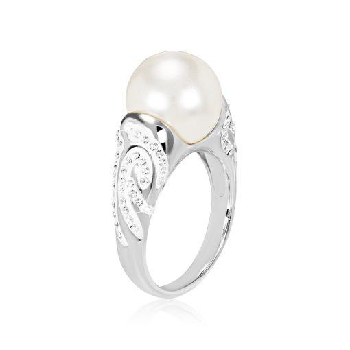 YVETTE RIES ÉKSZER ezüst gyűrű - AGM086