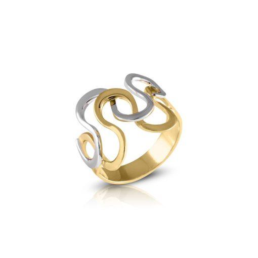 VALENTINA ezüst gyűrű - AGM1024