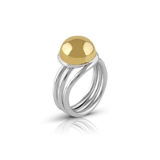 VALENTINA ezüst gyűrű - AGM1030