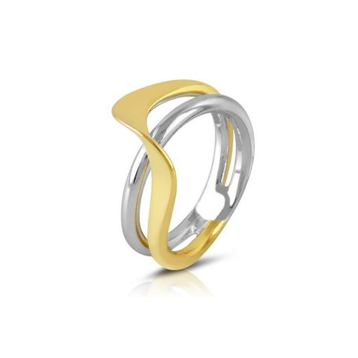 VALENTINA ezüst gyűrű - AGM1031
