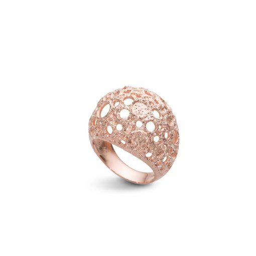 DESIGN ÉKSZER ezüst, gyűrű - AGM1134