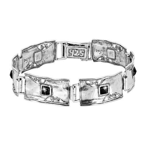 IZRAELI ÉKSZER ezüst karkötő- AGM235
