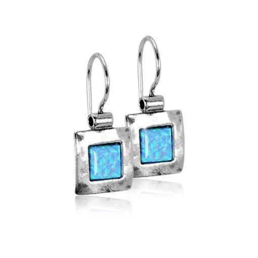 IZRAELI ÉKSZER ezüst fülbevaló - AGM256