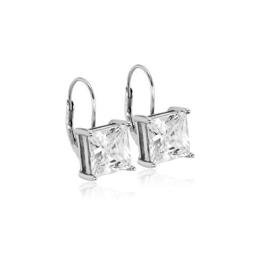 DESIGN ÉKSZER ezüst fülbevaló - AGM366