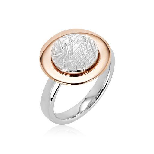 YVETTE RIES ÉKSZER ezüst gyűrű - AGM401