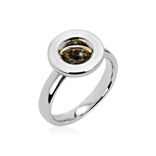 YVETTE RIES ÉKSZER ezüst gyűrű - AGM406