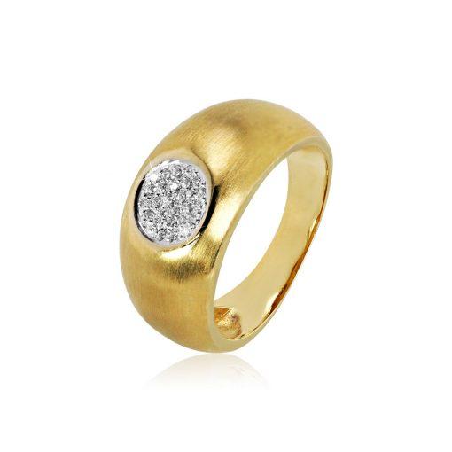 YVETTE RIES ÉKSZER ezüst gyűrű - AGM413