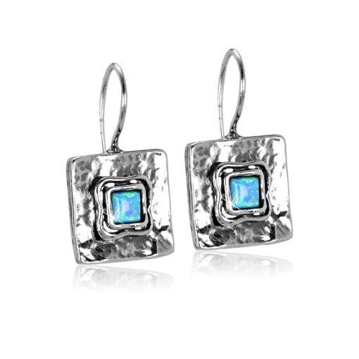IZRAELI ÉKSZER ezüst fülbevaló - AGM577
